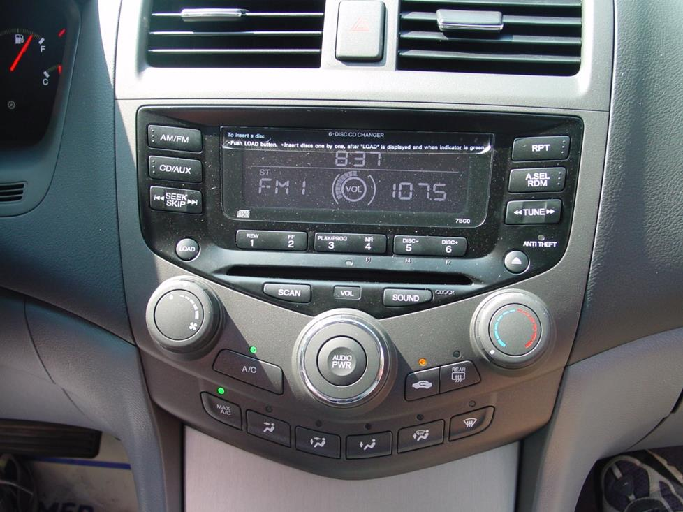 The Best  Din Car Stereo For  Honda Accord